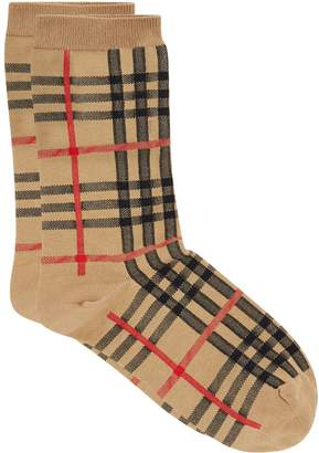 Burberry Vintage Check Socks