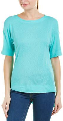 Three Dots High-Low T-Shirt