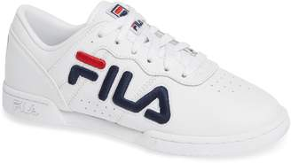 Fila Original Fitness Logo Embroidered Sneaker