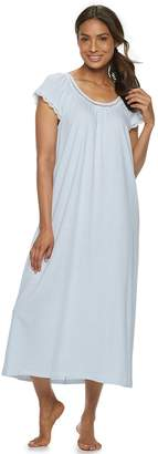 Croft & Barrow Women's Printed Raglan Nightgown