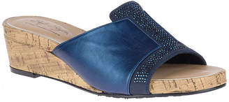 Hush Puppies Omber Womens Wedge Sandals