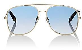 Victoria Beckham Women's Power Frame Sunglasses-Blue