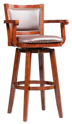 Co Darby Home Cammy Swivel Bar Stool