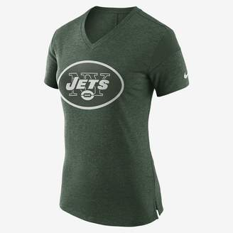 Nike Fan V (NFL Jets) Women's T-Shirt