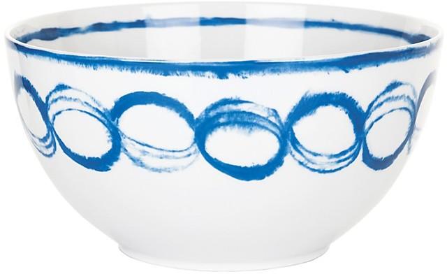 Designers Guild Jinshi Serving Bowl