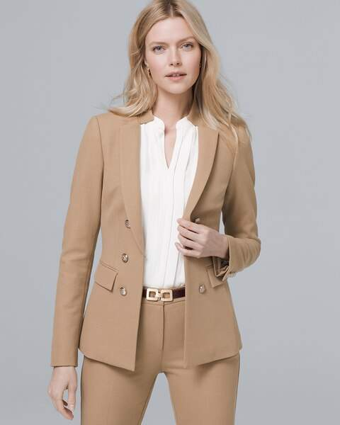 Whbm Luxe Suiting Jacket