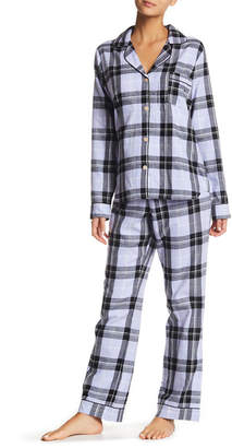 UGG Raven Plaid Pajama Set