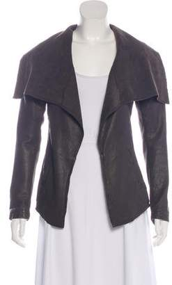 AllSaints Datya Leather Jacket