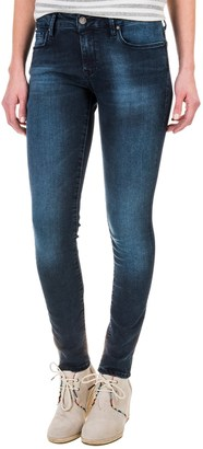 Mavi Alexa Skinny Jeans - Stretch Cotton Blend, Mid Rise (For Women) $34.99 thestylecure.com