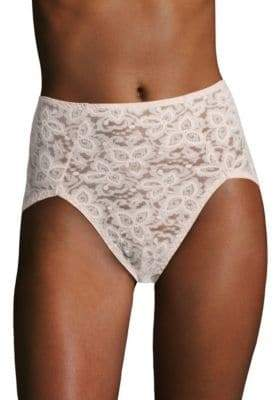Bali Lace and Smooth Briefs
