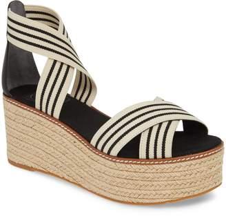 Tory Burch Frieda Espadrille Platform Sandal