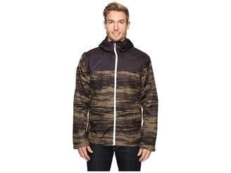 adidas Outdoor Wandertag Print Jacket Men's Coat