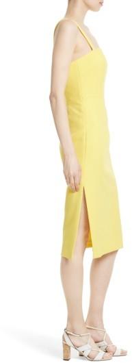 Women's Milly Elle Stretch Crepe Sheath Dress 2
