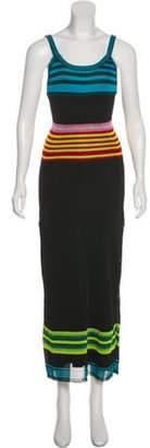 Mara Hoffman Knit Maxi Dress w/ Tags Black Knit Maxi Dress w/ Tags