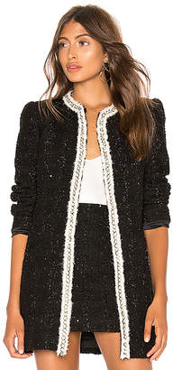 Alice + Olivia Andreas Midnight Jacket