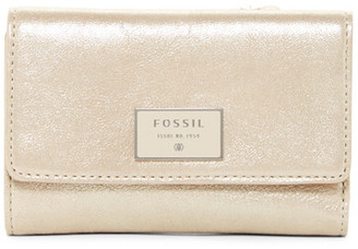 Fossil Dawson Leather Multifunction Wallet $60 thestylecure.com
