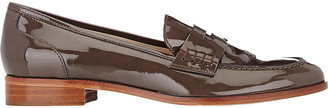 Barneys New York Women's Penny Loafers $275 thestylecure.com