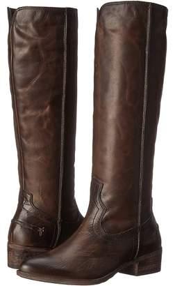 Frye Ray Seam Tall Cowboy Boots