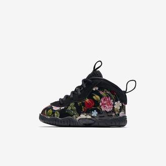 size 40 bb6ee 7d574 Nike Toddler Floral Shoe Lil  Posite One Premium