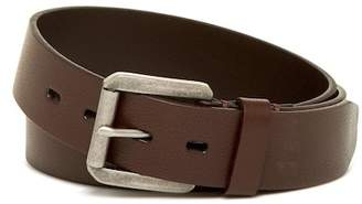 James Campbell Roller Buckle Leather Belt