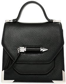 Mackage Rubie Leather Crossbody Bag