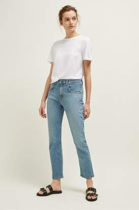 Great Plains High Rise Straight Leg Jeans