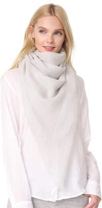 M.PATMOS Delphine Cashmere Stripe Scarf $565 thestylecure.com