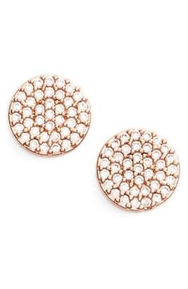 Nadri 'Geo' Stud Earrings