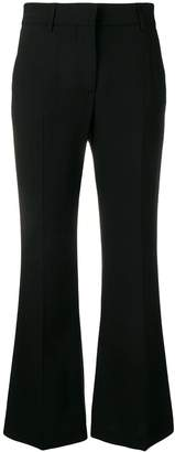 MSGM flared trousers