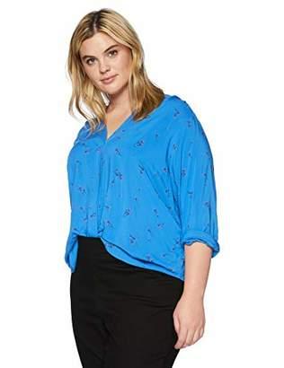 Levi's Women's Plus-Size Michaela Shirt