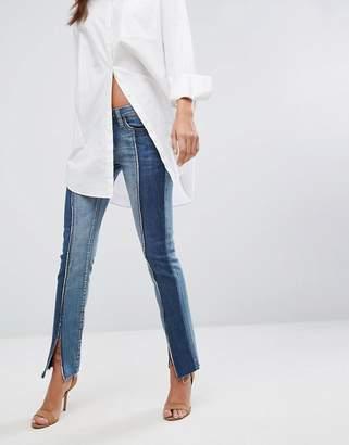 Blank NYC Split Seam Skinny Jean