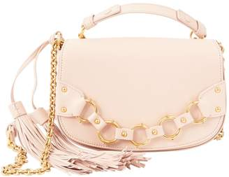 Roberto Cavalli Leather crossbody bag