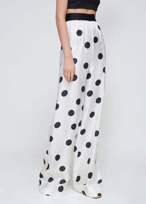 Maison Margiela Dot Wide Leg Trouser
