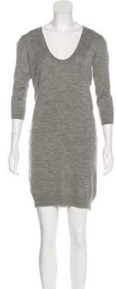 3.1 Phillip Lim Scoop Neck Midi Dress