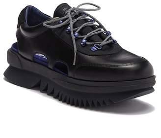Camper Rex Leather Sandal