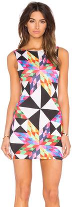 Mara Hoffman Cut Out Back Dress $231 thestylecure.com