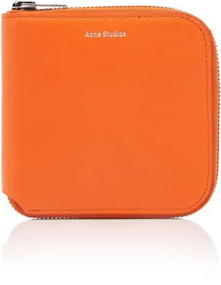 Acne Studios Csarite Leather Wallet