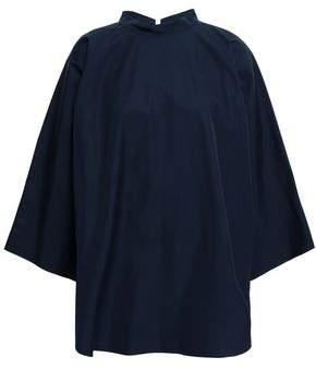 Nina Ricci Oversized Cotton-poplin Tunic