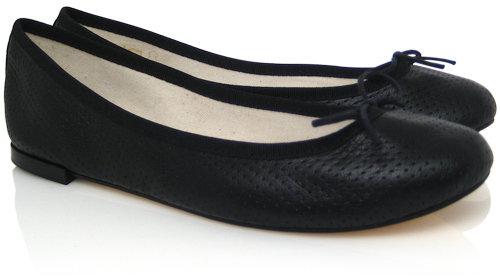 Repetto BB Balerina Flat - Black