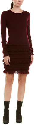 Trina Turk Sass 2 Wool Sweaterdress