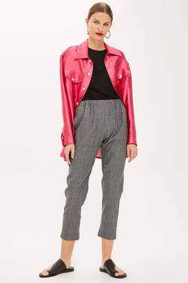 Topshop Pinstripe Jogger by Boutique