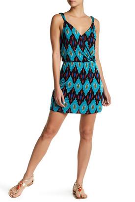 ViX Rumis Anita Print Dress $198 thestylecure.com