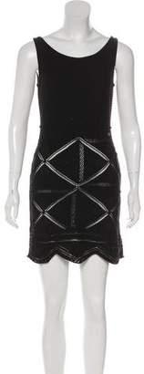 Chanel Sleeveless Knit Dress