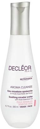 Decleor Soothing Micellar Water with Rose Essential Oil 200ml