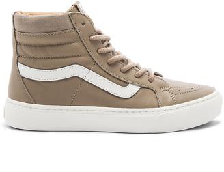 Vans SK8-HI Cup Sneaker $115 thestylecure.com