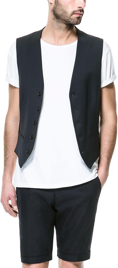 Zara Classic Waistcoat