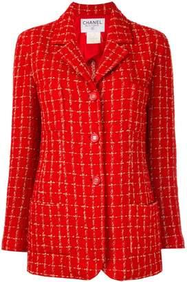Chanel Pre-Owned 1995 tweed jacket