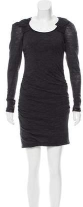 Dolce & Gabbana Wool Mini Dress