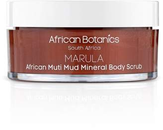 African Botanics African Muti Mud Mineral Body Scrub
