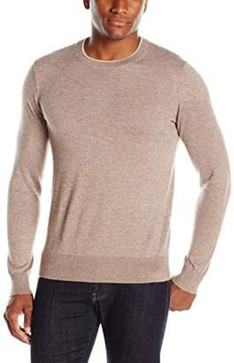 Jack Spade Men's Jersey Stitch Crewneck Sweater